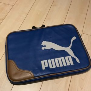 Puma laptop case up to 15 inches
